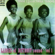 LADIES OF DETROIT SOUND VOL. 1 (CD)