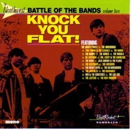 KNOCK YOU FLAT!  (CD)