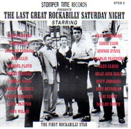 LAST GREAT ROCKABILLY SATURDAY NIGHT VOL. 1 (CD)