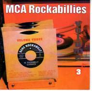 MCA ROCKABILLIES VOL. 3 (CD)