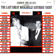LAST GREAT ROCKABILLY SATURDAY NIGHT VOL. 2 (CD)