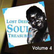 LOST DEEP SOUL TREASURES VOL. 4 (CD)