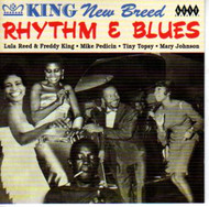 KING NEW BREED RHYTHM & BLUES (CD)