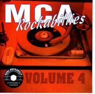 MCA ROCKABILLIES VOL. 4 (CD)