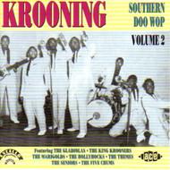 KROONING: SOUTHERN DOO WOP VOL. 2 (CD)