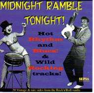 MIDNIGHT RAMBLE TONIGHT: MAD, MAD WORLD VOL. 2 (CD)