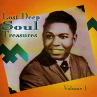 LOST DEEP SOUL TREASURES VOL. 1 (CD)