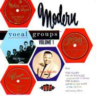 MODERN VOCAL GROUPS VOL. 1 (CD)