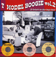 MODEL T BOOGIE VOL. 2 (CD)