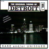 ORIGINAL SOUND OF DETROIT (CD)