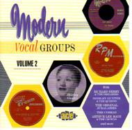 MODERN VOCAL GROUPS VOL. 2 (CD)