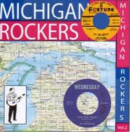MICHIGAN ROCKERS VOL. 2 (CD)