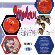 MODERN VOCAL GROUPS VOL. 3 (CD)