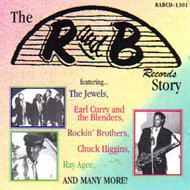 R&B RECORDS STORY (CD)