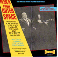 PLAN NINE FROM OUTER SPACE SOUNDSTRACK (CD)