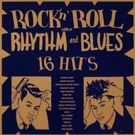 ROCK AND ROLL vs. RHYTHM AND BLUES  (CD)