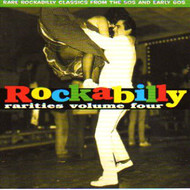 ROCKABILLY RARITIES VOL. 4 (CD)