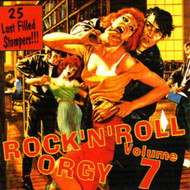 ROCK & ROLL ORGY VOL. 7 (CD)