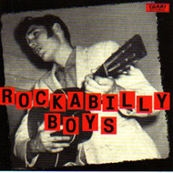 ROCKABILLY BOYS (CD) CDVA-495