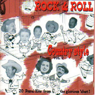 ROCK AND ROLL COUNTRY STYLE VOL. 2 (CD)