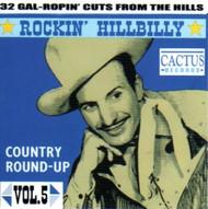 ROCKIN' HILLBILLY VOL. 5 (CD)