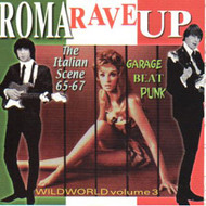ROMA RAVE UP (CD)