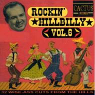 ROCKIN' HILLBILLY VOL. 8 (CD)