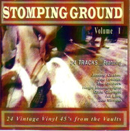STOMPING GROUND VOL. 1 (CD)