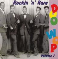 ROCKIN' 'N' RARE DOO WOP VOL. 1 (CD)