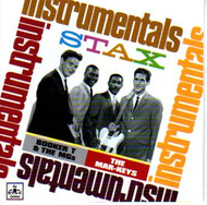STAX INSTRUMENTALS (CD)