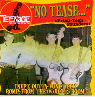 TEENAGE SHUTDOWN VOL. 12: NO TEASE (CD)