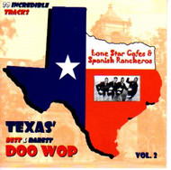 TEXAS BEST & RAREST DOO WOP VOL. 2 (CD)