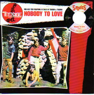 TEENAGE SHUTDOWN VOL. 5: NOBODY TO LOVE (CD)