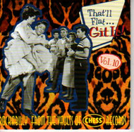THAT'LL FLAT GET IT! VOL. 10: CHESS (CD)
