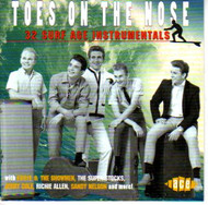 TOES ON THE NOSE (CD)