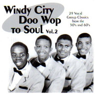 WINDY CITY DOO WOP TO SOUL VOLUME 2 (CD)