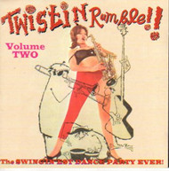 TWISTIN' RUMBLE VOL. 2 (CD)
