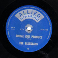 BLUESTARS - SOCIAL END PRODUCT/I'M OVER HERE