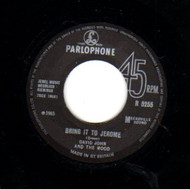 DAVID JOHN AND THE MOOD - BRING IT TO JEROME/I LOVE TO SEE YOU STRUT