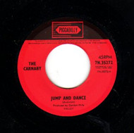 CARNABY - JUMP AND DANCE/MY LOVE WILL STAY