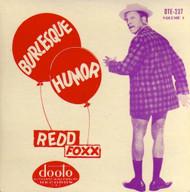 REDD FOXX - BURLESQUE HUMOR V. 1