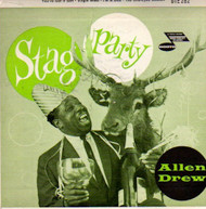 ALLEN DREW - STAG PARTY PT. 3 ORIG DOOTO EP