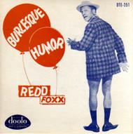 REDD FOXX - BURLESQUE HUMOR V.1 / PT.2