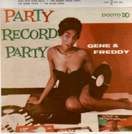 GENE AND FREDDY - PARTY RECORD PARTY VOL. 2 Orig Dooto EP