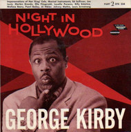 GEORGE KIRBY - NIGHT IN HOLLYWOOD PT. 2 ORIG DOOTO EP