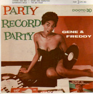 GENE AND FREDDY - PARTY RECORD PARTY VOL. 3 Orig Dooto EP