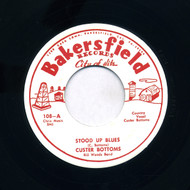 CUSTER BOTTOMS - STOOD UP BLUES