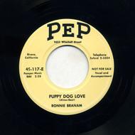 RONNIE BRANAM - PUPPY DOG LOVE