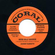 JOHNNY BURNETTE TRIO - ROCK BILLY BOOGIE