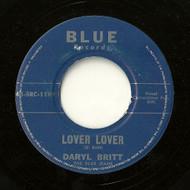 DARYL BRITT - LOVER LOVER